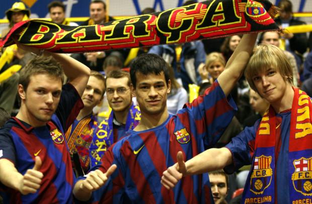 Na PGE Arenie Barcelona będzie miała wsparcie ok. 7 tysięcy zagorzałych fanów.