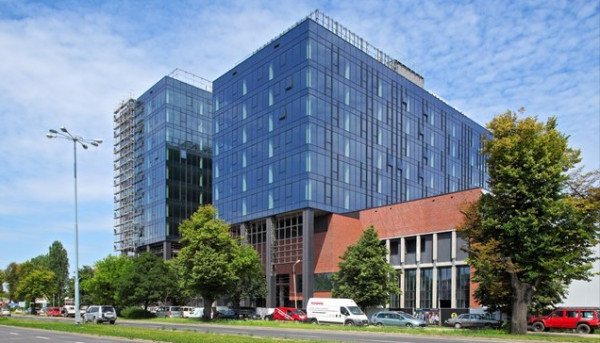 Prawie gotowe budynki Alchemii w Oliwie. Inwestycja ma się zakończyć na przełomie 2013 i 2014 r.