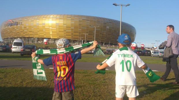 Dla najmłodszych fanów mecz Barcelony będzie niezapomnianym przeżyciem.
