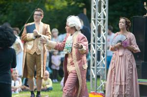 Duch Mozarta zabierze dzieci w podróż do świata muzyki.