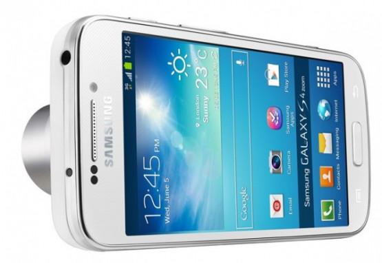 Samsung Galaxy S4 zoom - smartfon czy smartcamera?