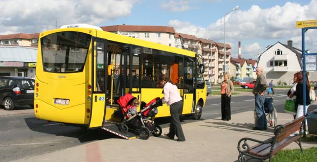 Takimi autobusami wkrótce podróżować będą pasażerowie po ulicach Starego i Głównego Miasta Gdańska.
