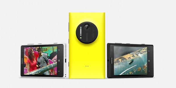 Nowa generacja smartfonów osiągnie poziom grafiki PS3 i Xboxa 360. Na zdjęciu Nokia 1020 z aparatem 41 mln pikseli.