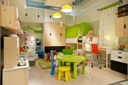 Pokój dla dzieci w różnym wieku też może być przytulny.