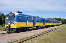 W czwartek Pesa podpisze umowę na dokończenie modernizacji składów SKM-ki, które miała wykonać pierwotnie w całości firma TS Opole. Nz. pierwszy wyremontowany przez opolan skład.