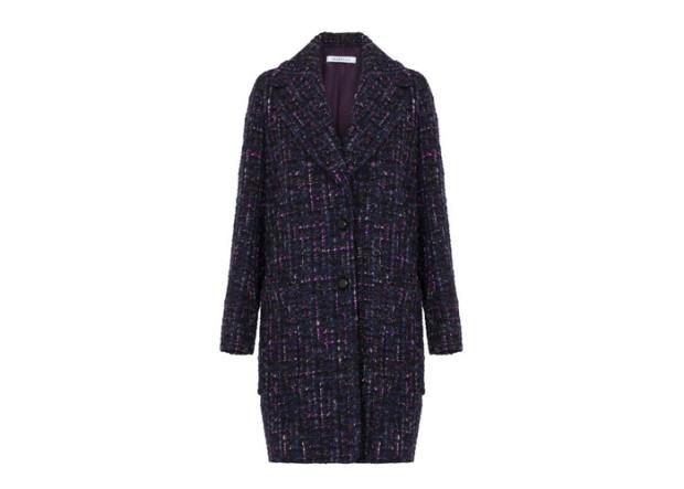 c2afb343ec448 Jesień w kratkę, czyli jaki płaszcz wybrać?
