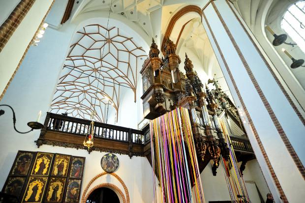 W sobotę, 28 września w kościele św. Trójcy odbyła się uroczysta inauguracja Rückpositivu - zestawu 12 głosów organowych zamkniętych w najmniejszej z trzech szaf organowych.