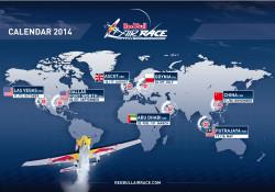 Gdynia będzie trzecim miejscem cyklu Air Race 2014.
