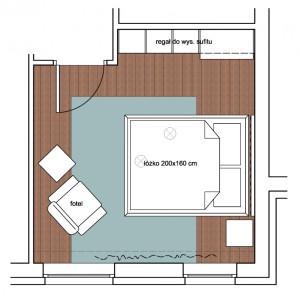 Aranżacje Wnętrz Minimalistyczna Sypialnia Serwis Dom I