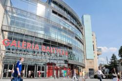 Galeria Bałtycka planuje się powiększyć, bowiem na brak zainteresowania klientów nie może wciąż narzekać.