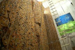 Elewator to najwyższa ścianka w Trójmieście.