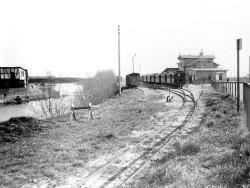 Stacja Gdańsk Wąskotorowy. Zdjęcie pochodzi z archiwum Grzegorza Feya.