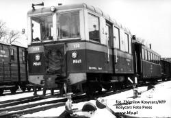 Tego rodzaju wagony pasażerskie poruszały się po Gdańskiej Kolei Dojazdowej.