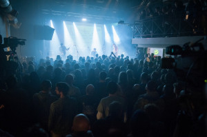 Podczas każdego festiwalowego dnia kluby były zapełnione do ostatniego miejsca.