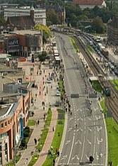 TdP na ulicach Gdańska w 2007 roku.
