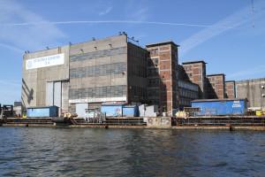 Norweski Kleven jest zainteresowany wykorzystaniem do produkcji hali K-1 oraz Nabrzeża Kaszubskiego (na zdjęciu).
