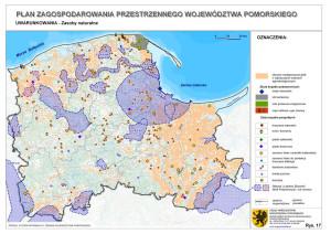 Zasoby naturalne w województwie pomorskim.