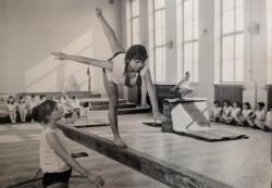 """""""Dwójka"""" stawiała także na gimnastykę."""