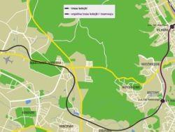 Władze Gdańska planują, że w 2018 r. torami nowej Kolei Metropolitalnej, na odcinku od Moreny do Strzyży, pojadą hybrydy tramwajowo-kolejowe.