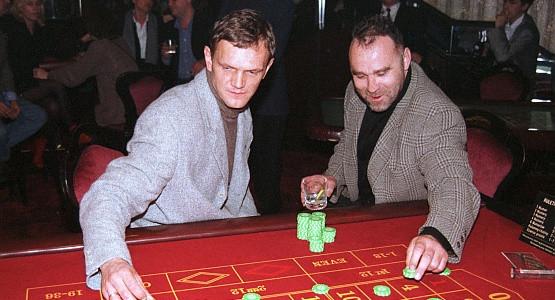 Hazard był jedną z pasji Nikodema Skotarczaka.