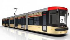 Oprócz używanych tramwajów z Niemiec, Gdańsk wkrótce zyska też pięć całkowicie nowych Pes.