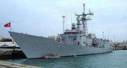 Wizyta okrętu w Gdyni to wynik rozmów polskich i tureckich władz o uczczeniu rocznicy stosunków dyplomatycznych.