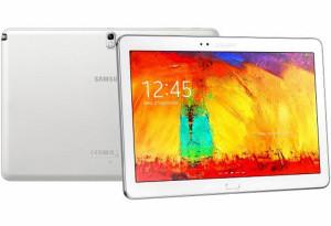 Czterordzeniowe procesory pracujące z prędkością 2 GHz, aparaty 8 i 2 mpx, układ WiFi oraz modem 3G/4G - producenci nowej generacji tabletów podnieśli poprzeczkę. Na zdjęciu Galaxy NotePRO.
