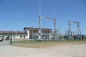 Standardowy główny punkt zasilania w energię elektryczną.