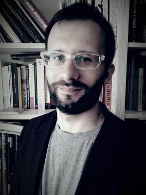 Dr hab. Paweł Sitkiewicz - filmoznawca, pracownik Katedry Kultury i Sztuki w Instytucie Filologii Polskiej UG.