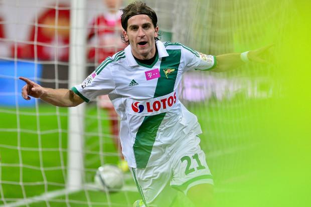 Stojan Vranjes strzelił wiosną dla Lechii siedem goli. Cztery ostatnie w ciągu pięciu dni z karnych.