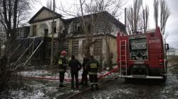 Jedna z wizyt nieproszonych gości zakończyła się zaprószeniem ognia i pożarem w styczniu 2014 r.