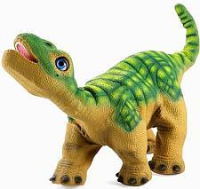 Pierwszy w Polsce dinozaur - Pleo jest inteligentnym robotem, który sam decyduje o tym, gdzie i co robi.
