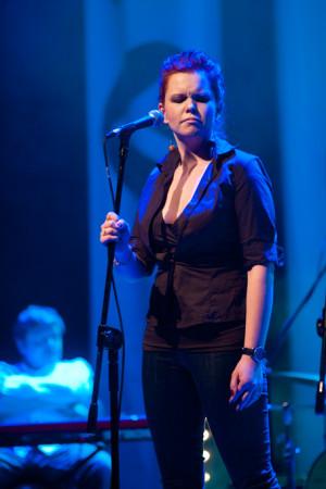 Joanna Knitter będzie reprezentować Trójmiasto podczas Świętojańskiego Bluesowania w Teatrze Leśnym w sobotę.