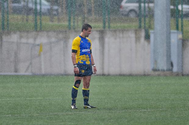 Najwięcej punktów dla Arki Gdynia w przegranym półfinale z Pogonią Siedlce zdobył Kamil Simionkowski.