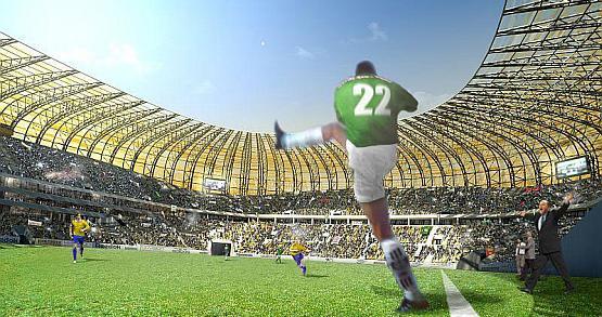 Większość trójmiejskich kibiców czeka nie tylko na Euro 2012, ale przede wszystkim na pierwszy mecz Lechii i Arki na stadionie piłkarskim w Letnicy.