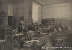 W 1913 r. zakład zatrudniał 188 osób, a tuż przed wybuchem II wojny światowej ponad 200.