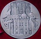 Rewers medalu Mściwoja II.