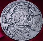 Awers medalu Mściwoja II.