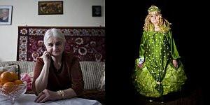 """Nagroda w kategorii """"Ludzie""""  (fotoreportaż): Portret seniorów biorących udział w wyborach Miss i Mistera złotego wieku."""