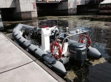 Rib to zdecydowanie szybsza alternatywa dla tramwajów wodnych
