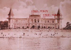 Tak prezentowała się Hala przed wojną. Nowy obiekt będzie mógł być wyższy o ok. trzy metry względem pierwowzoru, co przełoży się na dodatkową kondygnację.