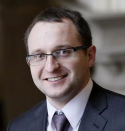Marcin Skwierawski w tym roku będzie walczył o stołek radnego w Sopocie.