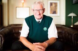 Przedstawiciel Europejskiej Federacji Golfa, Jan Hubrecht.