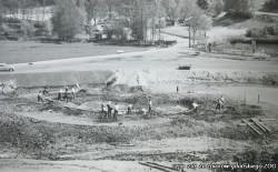 Podczas rozbudowy ZOO przerzucono setki ton ziemi.