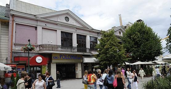 Z kina Polonia zostanie tylko fasada