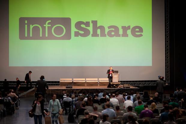 Infoshare to jedna z największych tego typu konferencji w Europie.