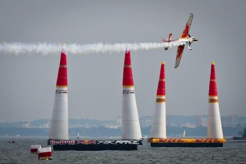 Rozmach Red Bull Air Race był imponujący.