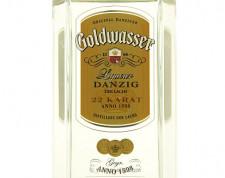 W Gdańsku można spróbować zarówno Goldwasser'a niemieckiego producenta Tooranko...