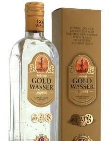 ...jak i Goldwassera firmy Komers ze Straszyna.
