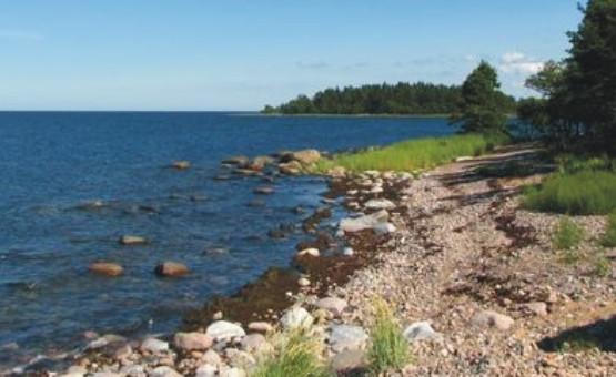 Najbardziej na północ w Estonii